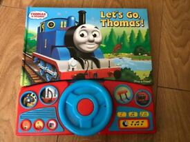 Thomas the tank engine noisy book