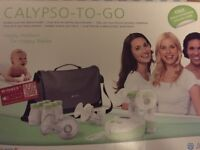 Ardo Calypso-To-Go Complete Double Electric Breast Pump Kit with Bag