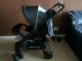 HAUCK Light weight pushchair, from birth