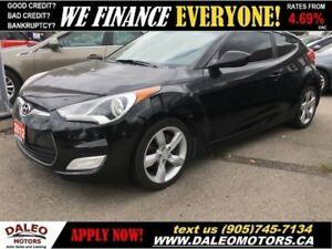 2012 Hyundai Veloster VOICE RECOGNITION | BLUETOOTH
