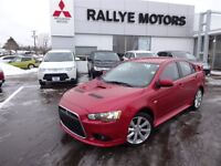 2014 Mitsubishi Lancer WOW SAVE OVER $4200*BEST PRICED RALLIART