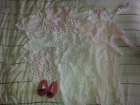 girls 6-12 months bundle
