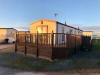 Static caravan for sale northwest ocean edge holiday park 12 month season Private sale