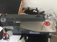 Scroll saw for sale , Used once