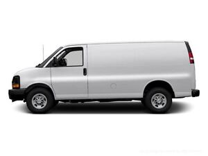 2016 Chevrolet Express Accident Free - Local