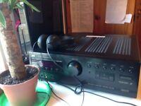 AMP - retro - JVC RX-554-R. Bargain - £15
