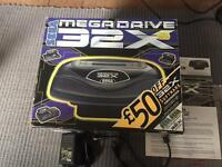 Sega 32x fully working and boxed