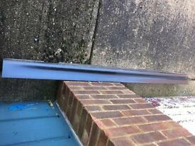 BMW e46 m sport side skirts coupe steal gray