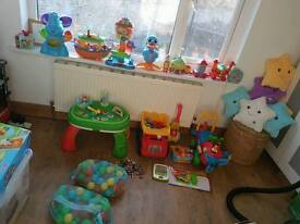 Kids toys all in good working condition
