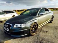 59/2010 AUDI RS6 5.0 TFSI QUATTRO V10 700+BHP AUTOMATIC FULLY LOADED IMMACULATE C63 S3 GTD GOLF R X5