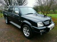 2005 MITSUBISHI L200 ANIMAL SPEC, NICE EXAMPLE, FULLY EQUIPPED!