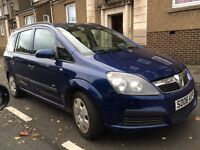 Vauxhall Zafira 1.6 7 Seater New Shape £750