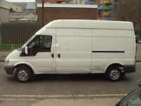 MAN & VAN REMOVAL SERVICES (PRICES START FROM £15 UPWARDS)