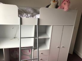 Nearly New Kids Bed ( only used couple times)