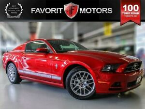 2013 Ford Mustang V6 Premium, 2DR COUPE, Leather