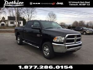 2016 Ram 2500 Tradesman | CLOTH | 5TH WHEEL GOOSE NECK PREP |