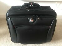 Wenger wheeled Laptop Briefcase