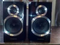 Wharfedale Diamond 10.1 speakers