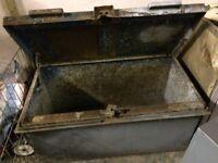 Van Vault Metal Storage box