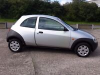 FORD KA 1.3 10 MONTHS MOT DRIVES VERY WELL PART EXCHANGE TO CLEAR