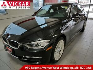 2015 BMW 3 Series 328i xDrive/ Luxury/ Navigation/Backup Camera