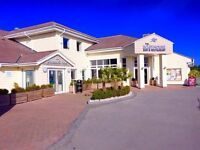 LUXURY LODGE SOUTHVIEW LEISURE PARK SKEGNESS BLUE FLAG BEACH GOLF SWIMMING FISHING GYM