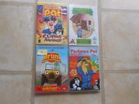 Children's DVD's Bundle of 4 (4)