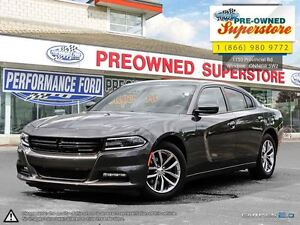 2016 Dodge Charger SXT***leather, sunroof, rear camera***