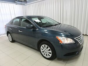 2015 Nissan Sentra PURE DRIVE only 46k!! KEYLESS ENTRY, A/C, ONE