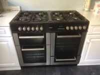 Bush Dual Range Cooker