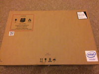 HP Stream Laptop 14 inch sky blue colour ax00-1na model brand new sealed in box