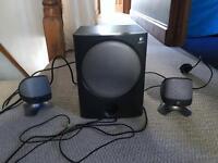 Logitech X-220 Speakers