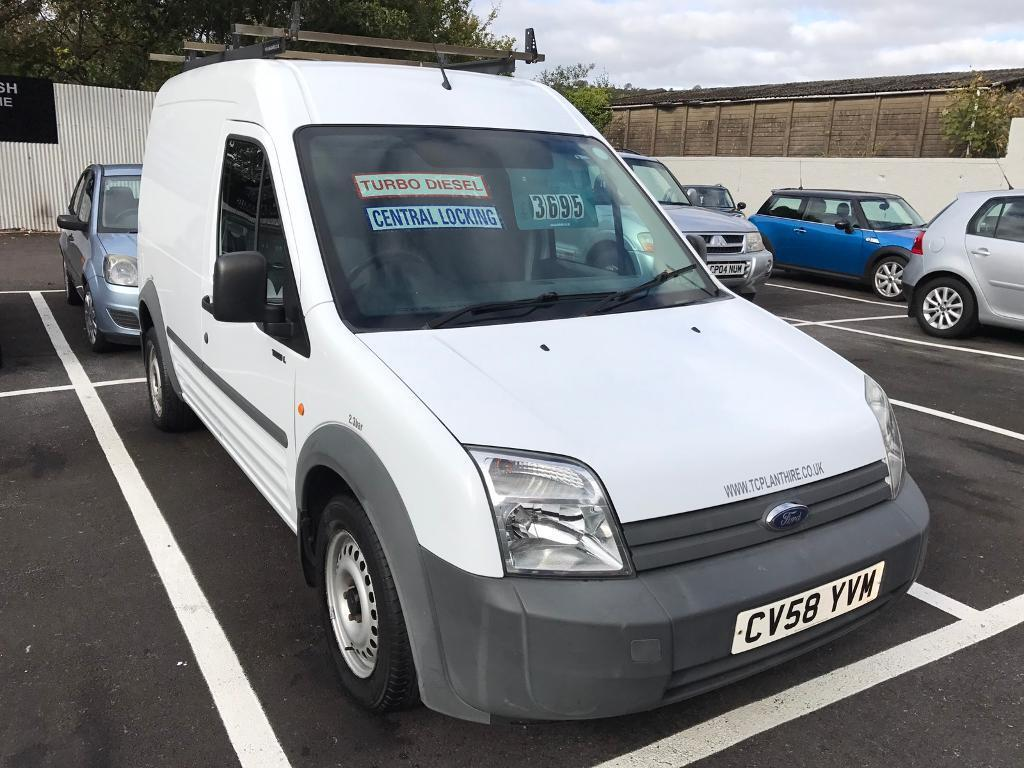 ***FORD TRANSIT CONNECT 1.8 DIESEL 2008/58ONLY 86,000 MILES 12 MONTHS MOT***