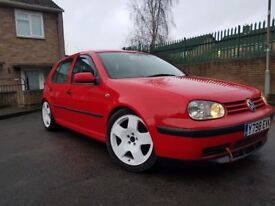 Volkswagen Golf, 17' wheels, sport suspensions, long MOT.