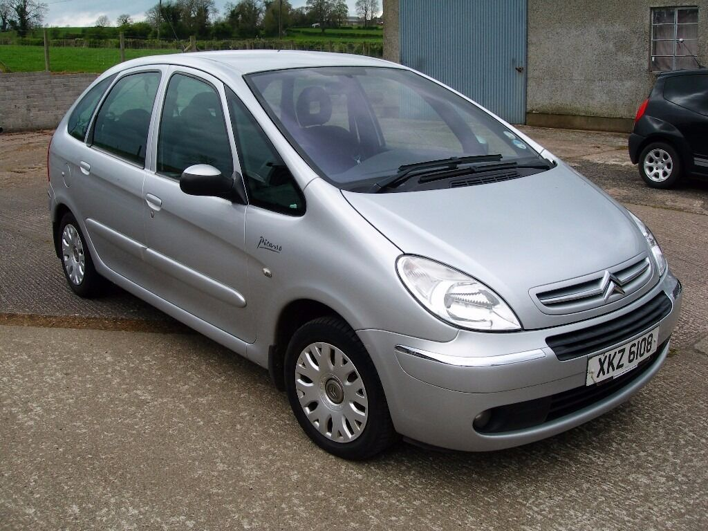 citroen xsara picasso 2008 1 6 hdi vsx in randalstown. Black Bedroom Furniture Sets. Home Design Ideas