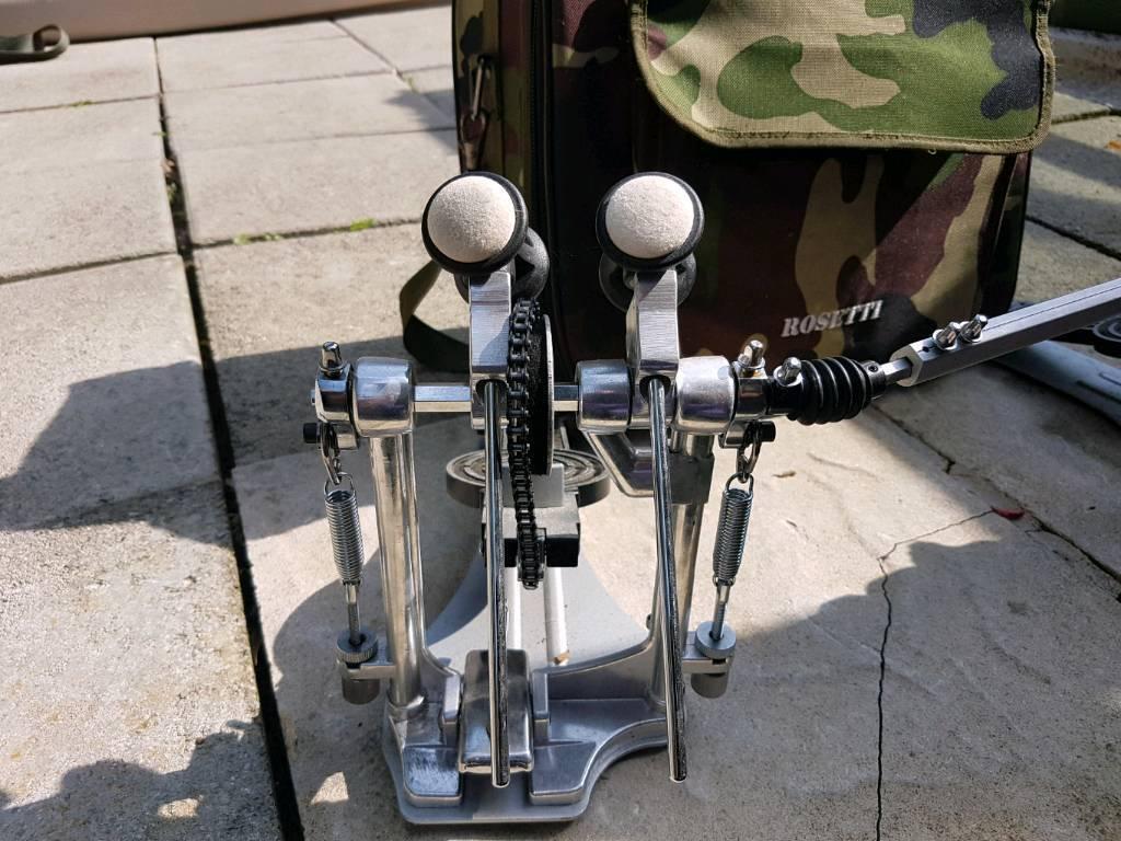 Drummer double kicker