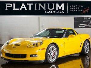 2006 Chevrolet Corvette Z06, 505HP, 6SP, 1LZ