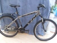 ADULTS VERY GOOD QUALITY SCOTT ORTAGON Y.Z.2 SUSPENSION MOUNTAIN BIKE IN VGC