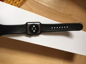 Apple sport watch 38mm almost new