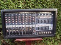 Power Amplifier ( Peavy )