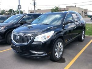 2017 Buick Enclave Premium One owner, accident free
