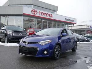 2015 Toyota Corolla Technology Package