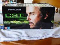 CSI BOX SET SEASONS 01 - 08