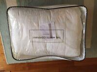 King size White Company mattress topper for sale