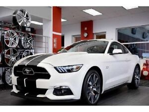 2015 Ford Mustang GT 50TH ANNIVERSARY RARE SPECIAL EDITION