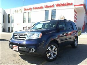 2015 Honda Pilot EX-L  RES - Sunroof - Leather
