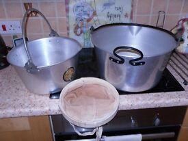 Jam/ Jelly pans