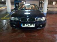 BMW 318CI FACELIFT 10 MOUNTH MOT