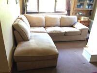 "Corner sofa ""Harvey's"" Beige"