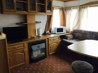 CHEAP PRIVATE SALE STATIC CARAVAN FOR SALE - SITE FEES INCLUDED - REDUCED - FAST SALE NEEDED